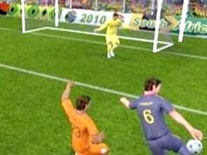 Holanda 0 x 1 Espanha: Veja animação do gol em 3D