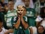 Com desespero e decep��o, torcida palmeirense d� adeus � Libertadores