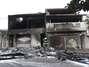 vc repórter: avião de pequeno porte cai sobre casas e mata dois em SP