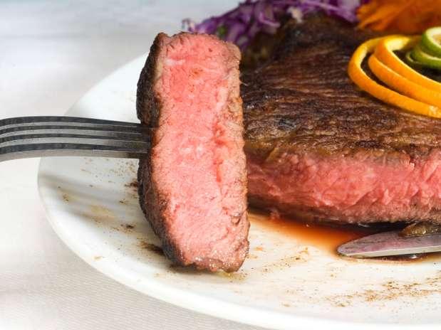 A carne é um alimento para o cérebro Foto: Getty Images