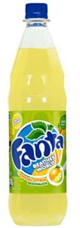 Fanta Beaches: refrigerante preparado com frutas cítricas tropicais, como limão e laranja. É comercializado na Alemanha Foto: Divulgação