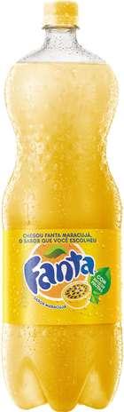 Fanta maracujá: a bebida com sabor de maracujá começou a ser comercializada no Brasil em julho, após uma eleição produzida pela marca Foto: Divulgação