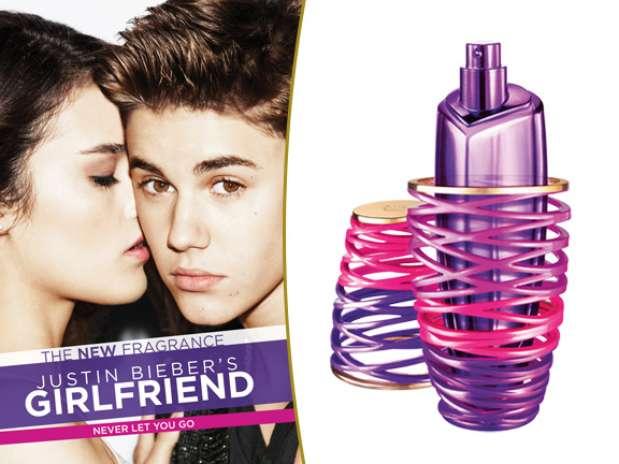 Perfume de Justin Bieber bate recordes Foto: Divulgação