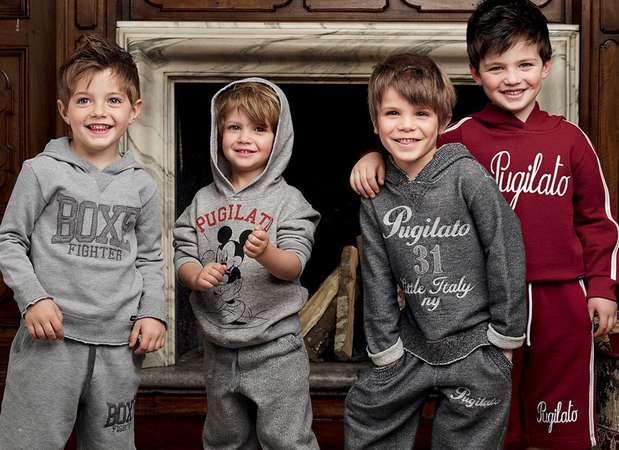 O luxo infantil movimenta somente 3% em um mercado de US$ 34 milhões, mas está crescendo mais rápido do que outros setores de roupas infantis, de acordo com a empresa de pesquisas NPD Group Foto: Dolce & Gabbana / Divulgação