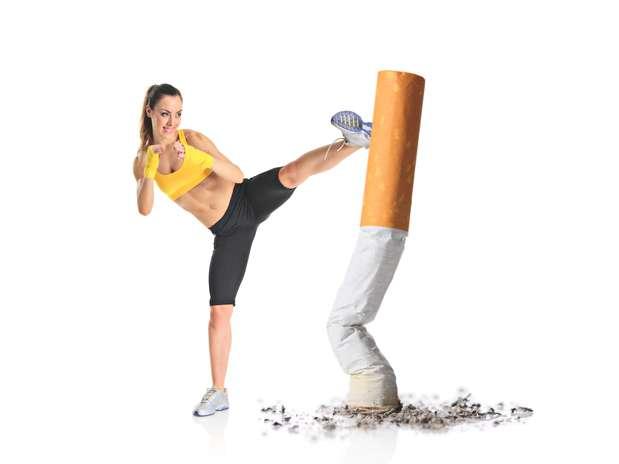 Atividade física pode aliviar desejo de fumar, diz estudo