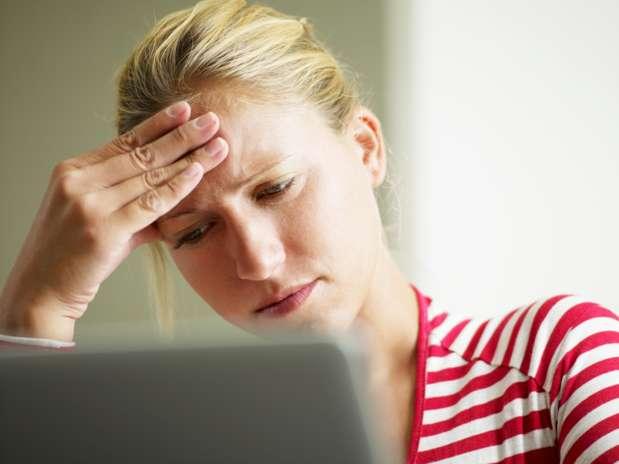 As pessoas estressadas correm duas vezes mais riscos de ter um derrame Foto: Getty Images