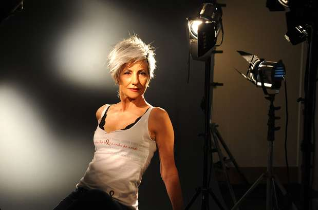 A atriz Cássia Kiss posou para o fotógrafo francês Didier Bizous Foto: Divulgação