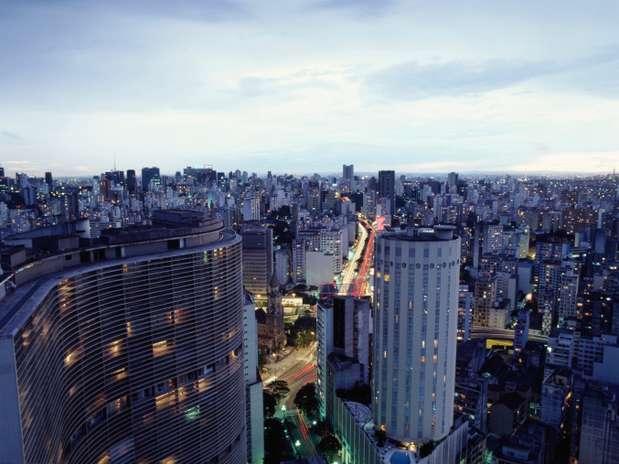O turismo de negócios ainda é a maior atração da cidade de São Paulo  Foto: Getty Images