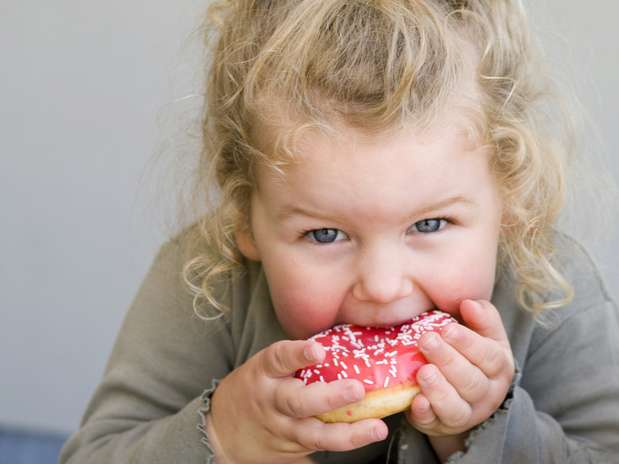 Crianças obesas saboreiam o doce como as outras, mas não os outros sabores Foto: Getty Images