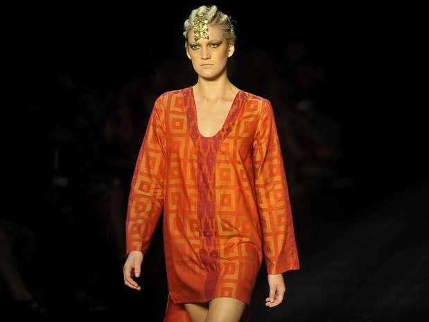 Prêmio Rio Moda Hype no Fashion Rio Foto: Daniel Ramalho / Terra