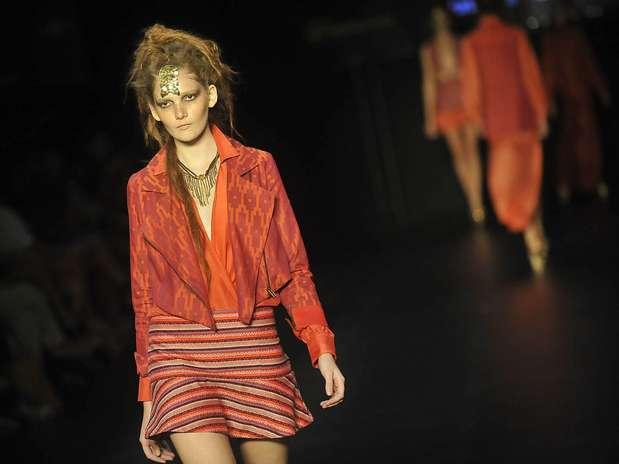 O Prêmio Rio Moda Hype foi lançado em 2004 e desde então se firmou como uma plataforma nacional de lançamento de novos talentos na moda. A iniciativa tem a intenção de descobrir novos talentos e facilitar o acesso dos estilistas ao mercado brasileiro Foto: Daniel Ramalho / Terra