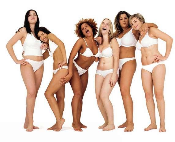 A Campanha da Real Beleza, da Dove, foi lançada em 2004, e as vendas da marca cresceram, supostamente após as mulheres aparentemente se identificarem com as variações nas formas dos corpos. A campanha havia estabelecido o objetivo de fazer as mulheres se sentirem mais confiantes com seus próprios corpos Foto: Divulgação