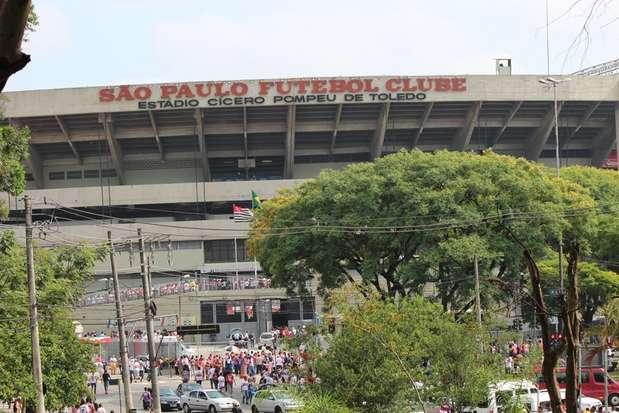 A expectativa é arrecadar parte deste valor com o maior público do Campeonato Brasileiro, possivelmente em torno de 60 mil torcedores Foto: Tamires San / vc repórter