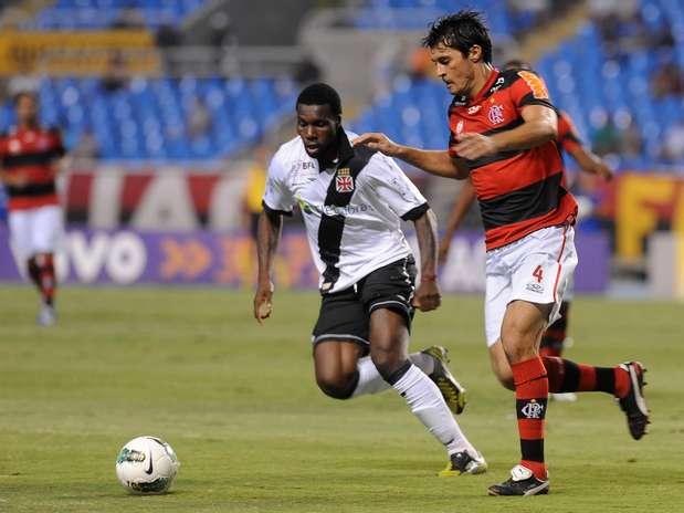 Tenório se reapresentou ao Vasco após imbróglio financeiro Foto: Daniel Ramalho / Terra