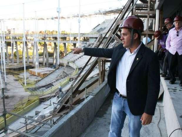Bahia irá faturar pelo menos 65% da renda dos jogos, segundo acordo Foto: Divulgação