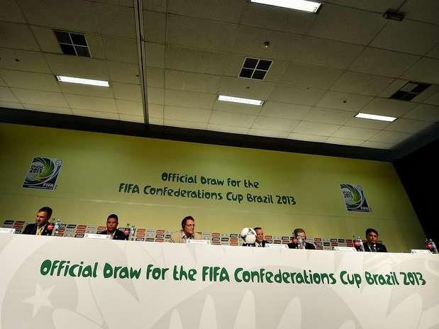 Confederações 2013 terá reedição da final da Copa de 1994 Foto: Fernando Borges / Terra