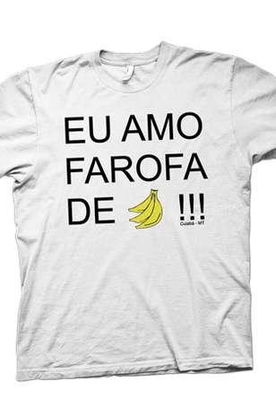 Farofa de banana: aspectos da cultura regional de Mato Grosso são recorrentes nas criações da Onng Foto: Divulgação