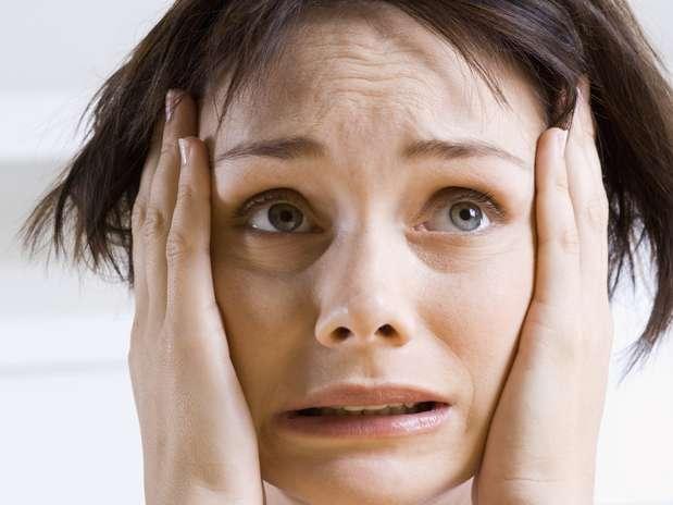 O estresse aumenta a pressão arterial e o nível de açúcar no sangue Foto: Getty Images
