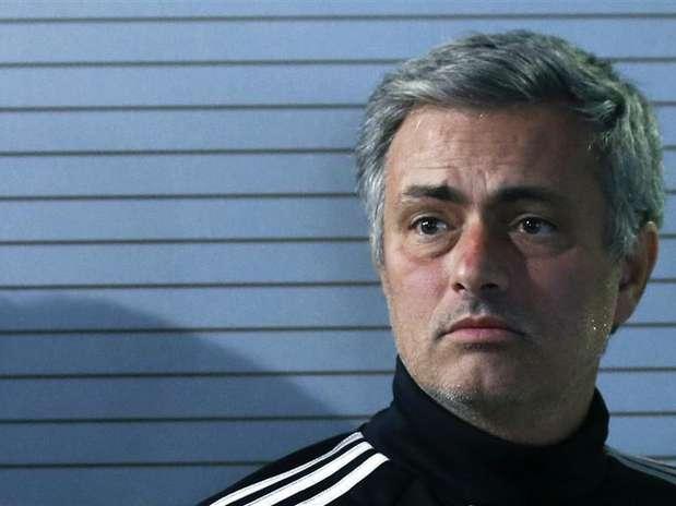 Mourinho diz que está tranquilo com a sua situação no Real Madrid Foto: Andrea Comas / Reuters