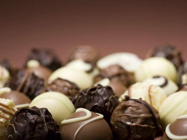 O chocolate aliviaria a tosse, mas não cura Foto: Getty Images