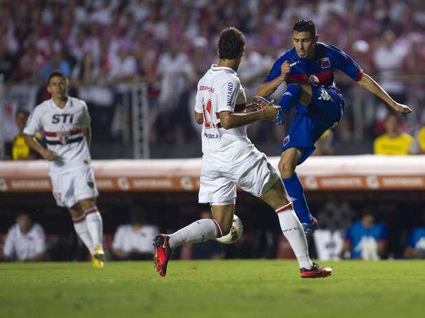 São Paulo e Tigre fizeram segundo jogo da final da Copa Sul-Americana na noite desta quarta-feira Foto: Bruno Santos / Terra