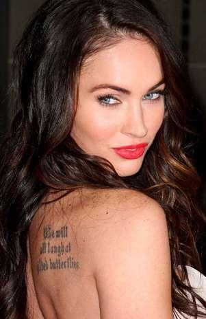 Ícone de beleza no mundo inteiro Megan Fox se rende a tratamentos de pele hollywoodianos Foto: Getty Images