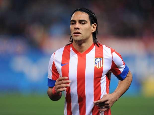 Falcao García recebeu prêmio de melhor jogador do mundo Foto: Getty Images