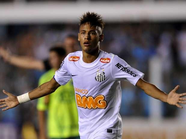 Neymar é eleito o melhor jogador da América em prêmio oferecido por jornal uruguaio Foto: Getty Images