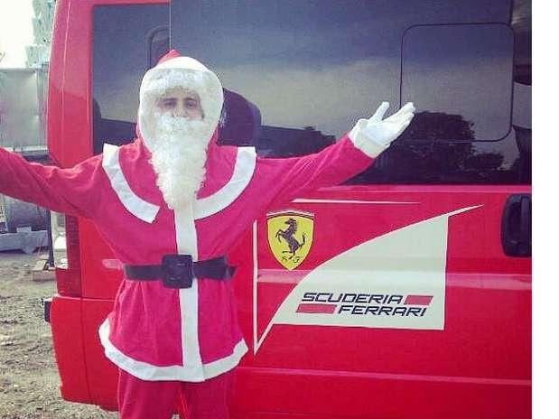 Felipe Massa (Fórmula 1) Foto: Instagram / Reprodução