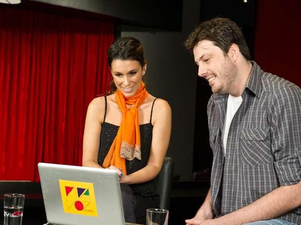 Sarah Oliveira desvenda o que o público pensa de Danilo Gentili