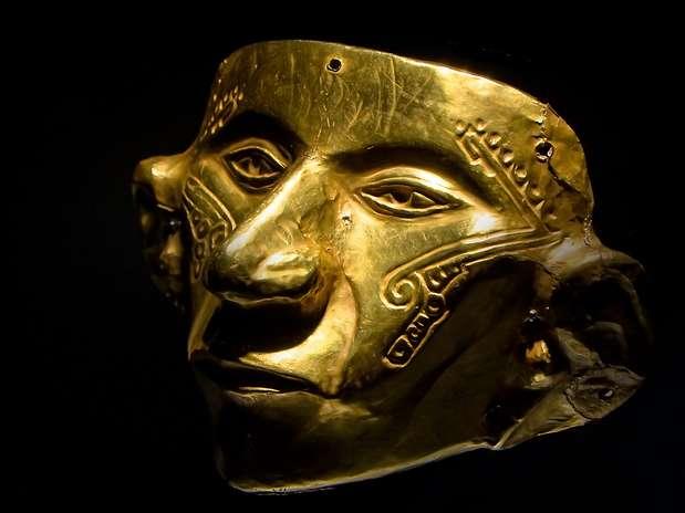 Com mais de 34 mil peças em seu acervo, o Museu do Ouro, em Bogotá, reúne a mais completa coleção do mundo de artefatos produzidos pelas civilizações pré-hispânicas a partir do metal precioso Foto: Sara y Tzunki/Creative Commons