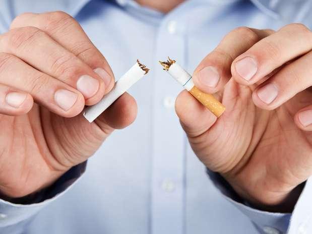 Fumar aumenta o estresse e a ansiedade Foto: Getty Images