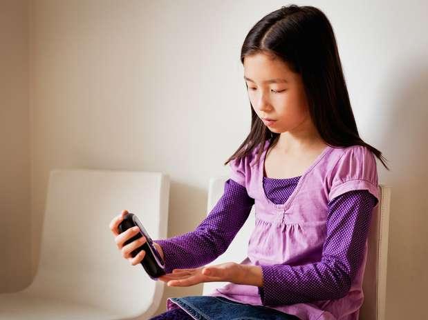 Cada vez mais as crianças também estão sendo diagnosticadas com diabetes tipo 2 Foto: Getty Images