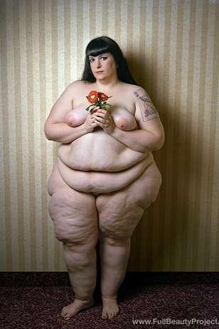 """Em 2006, o fotógrafo fez o ensaio Super-Sized Big Beautiful Women (\""""Mulheres grandes e lindas de tamanho super\"""", em português), que mostrava modelos com os mesmos padrões Foto: Divulgação"""