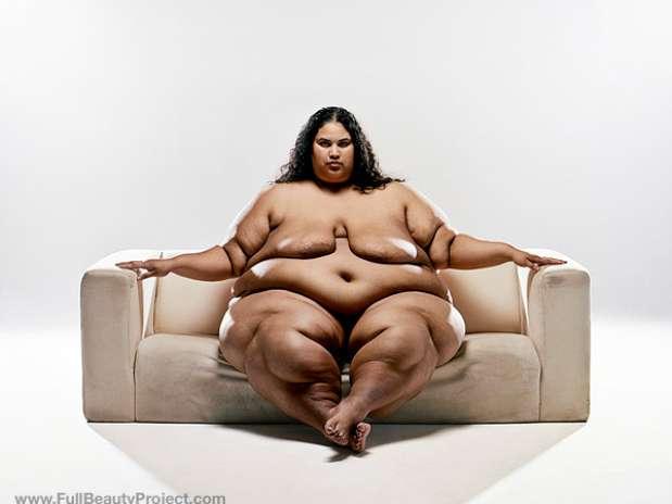 Fotógrafo Yossi Loloi exalta beleza de mulheres obesas em ensaio Foto: Divulgação