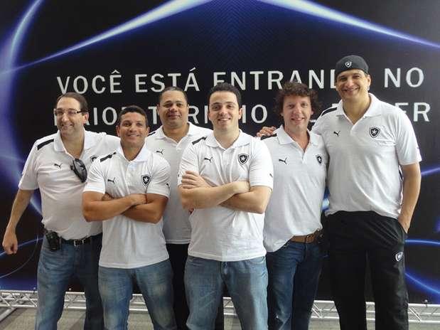 Botafogo foi o primeiro clube de futebol a criar uma equipe de pôquer Foto: Botafogo Poker Pro / Divulgação