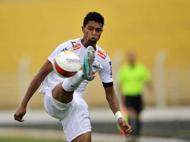 Santos conseguiu pelo menos se manter invicto na Copa São Paulo Foto: Helio Suenaga / Gazeta Press