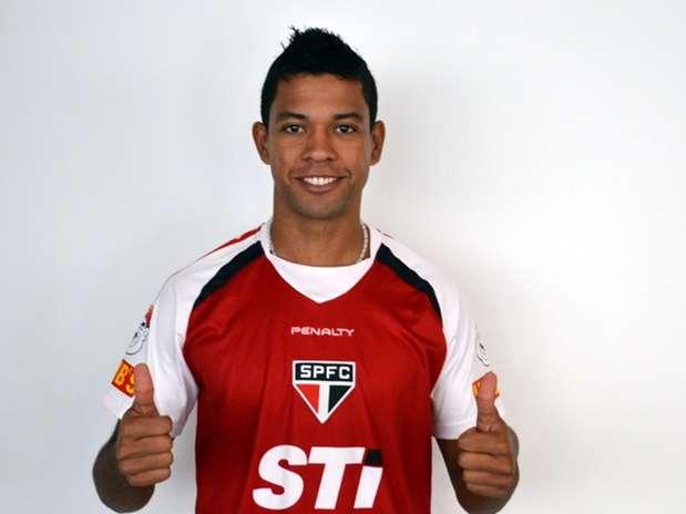 Wallyson é o quarto reforço são-paulino para a temporada 2013 Foto: www.saopaulofc.net / Divulgação