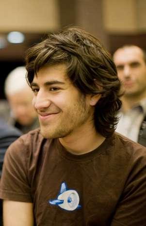 O ativista de internet Aaron Swartz morreu aos 26 anos Foto: Fred Benenson/Wikimedia Commons / Divulgação
