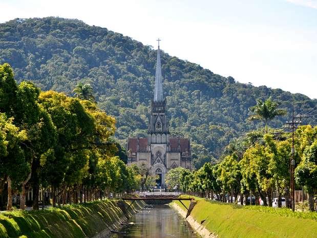 Petrópolis, no Rio de Janeiro, é uma das opções Foto: Rodrigo Soldon
