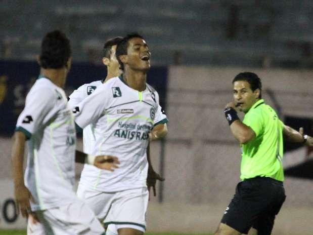 Em Ribeirão Preto, Goiás venceu o Vasco por 5 a 1, com quatro gols no segundo tempo, e também passou de fase Foto: Fernando Calzzani/Photo Press / Gazeta Press