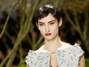 Para aprimavera/verão 2013, a Dior promete valorizar a silhueta feminina Foto: Getty Images