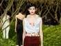 Cintura alta também foi uma das tendências apresentadas pela Dior Foto: Getty Images