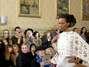 Tecidos leves como a seda, o crepe e o tafetá foram trabalhados pelo estilista  que tem formação em arquitetura  para criar novos tecidos, em tramas delicadamente elaboradas Foto: Daniela Fetzner / Especial para Terra