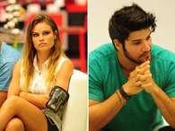 Natália alfinetou atitude de Marcello na casa do 'BBB13' Foto: TV Globo / Divulgação