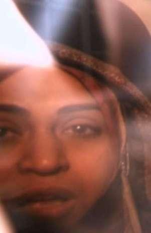 Frame obtido da BBC mostra imagem de Sara Ege; condenada nesta segunda-feira Foto: Reprodução