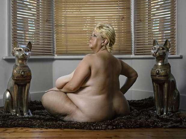 Essa não é a primeira em que Loloi mostra sua admiração por mulheres grandes Foto: Divulgação