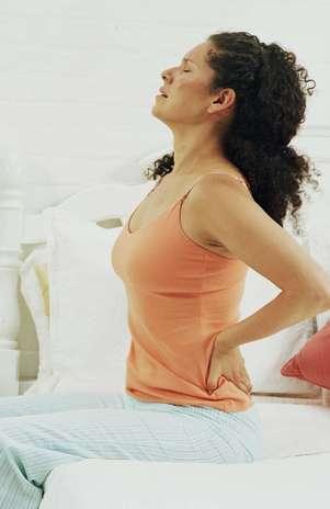 Dor nas costas é responsável por 13% das consultas médicas