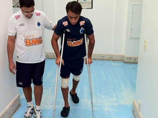 Foto: Diogo Finelli/Site oficial do  Cruzeiro/Divulgação