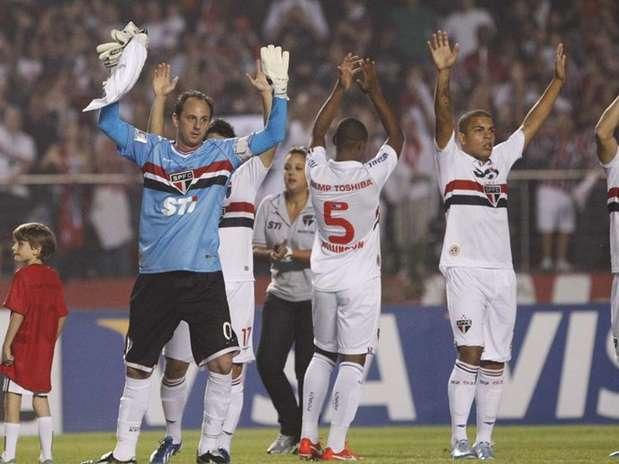 Foto: Rubens Chiri/São Paulo FC/Divulgação